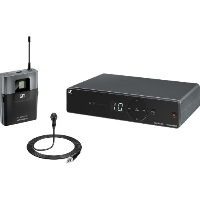 Microfone Lapela sem Fio XSW1-ME2-A SENNHEISER