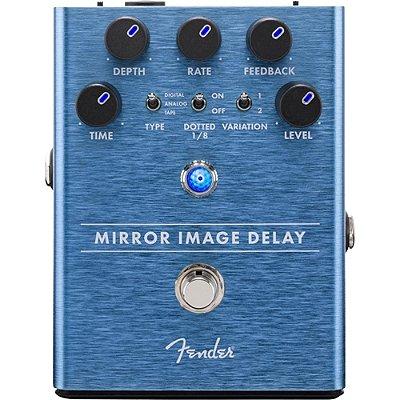 Pedal Para Guitarra Mirror Image Delay FENDER