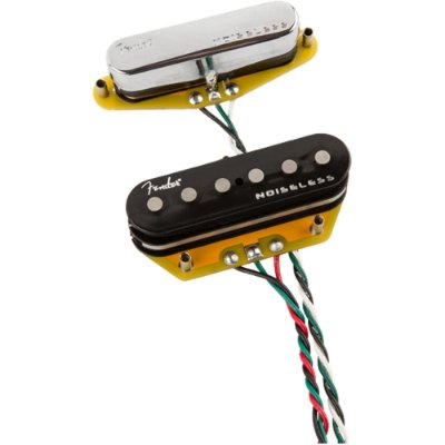 Set de Captadores Gen 4 Noiseless Telecaster FENDER