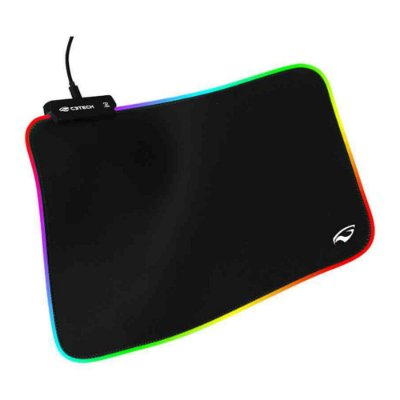 Mouse Pad RGB MP-G2100BK Preto C3TECH