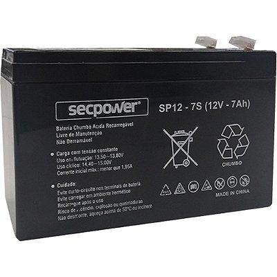 Bateria Selada SP12-7A SECPOWER