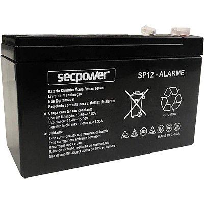 Bateria Selada SP12-ALARME SECPOWER