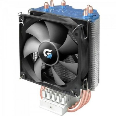 Cooler Para CPU 100x71x136mm AIR4 Preto FORTREK