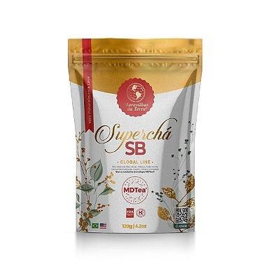 Super Chá SB Maravilhas da Terra - 120g