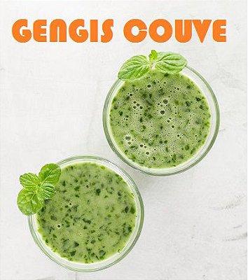 Gengis Couve - Suco Detox| GO4FIT Alimentação Saudável