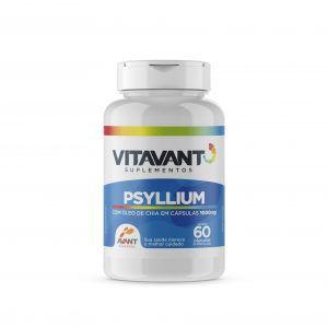 Psyllium 1000mg c/60 Cps.