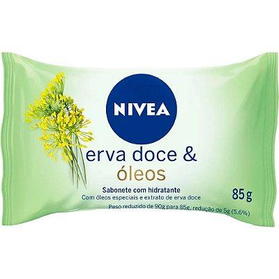 Sabonete Nivea 85gr Erva Doce