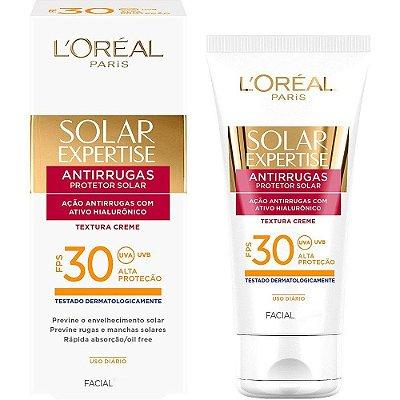 Protetor Solar Loreal Fps 30 Facial 50gr
