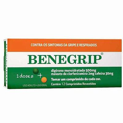Benegrip c/12 Cpr.
