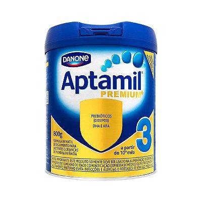 Leite Aptamil Premium N.3 800gr