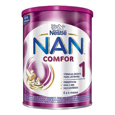 Leite NAN Comfor N.1 800gr