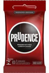 Preservativo Prudence Lubrificante c/3