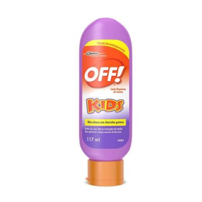 Repelente Off Kids 117ml