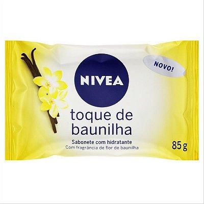Sabonete Nivea 85gr Toque de Baunilha