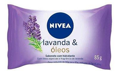 Sabonete Nivea 85gr Lavanda