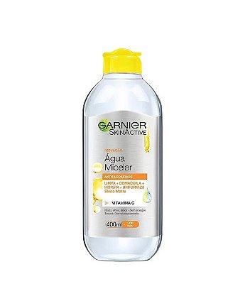 Água Micelar Garnier Antioleosidade 400ml