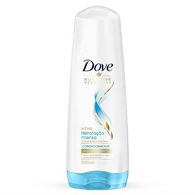 Condicionador Dove 400ml Hidratação Intensa