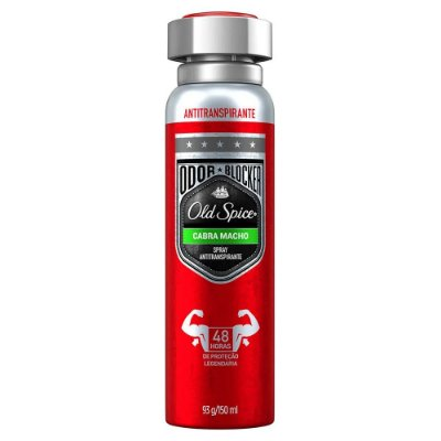Desodorante Old Spice Aer Cabra Macho 150ml