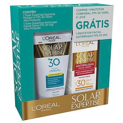 Kit L'oréal Paris Solar Expertise