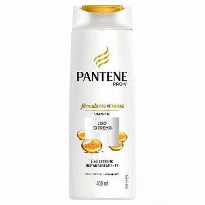 Shampoo Pantene 400ml Liso Extremo