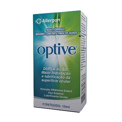 Optive Solução Oftalm 15ml