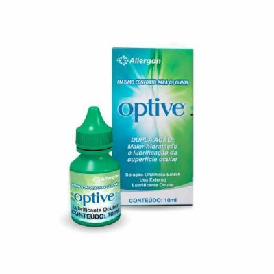 Optive Solução Oftalm 10ml