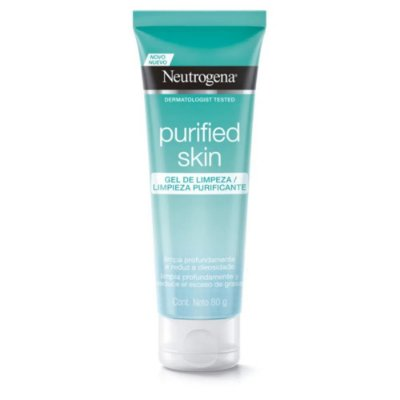 Gel Limpeza Neutrogena Purified Skin 80gr
