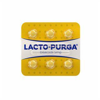 Lacto Purga c/6 Cpr.