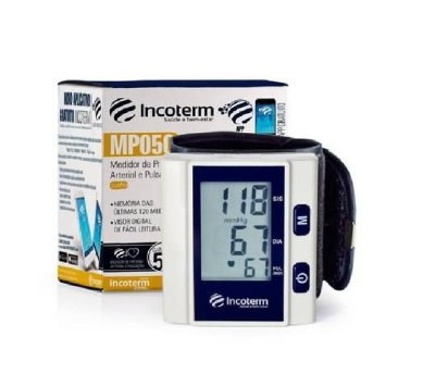Medidor de Pressão Incoterm MP050 (Pulso)