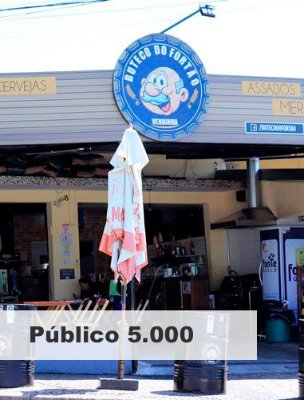 Buteco do Fortão - Pq. São Quirino - Campinas