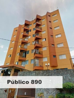 Condomínio Saira - Botafogo - Campinas
