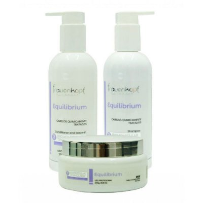 Equilibrium - Kit de Tratamento