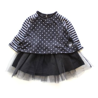 Vestido Baby Tutu Black