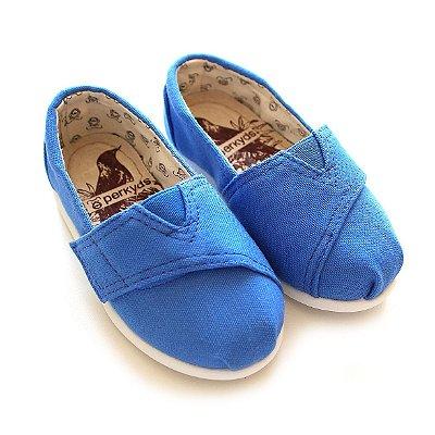 Alpargata Perky Azul Bic
