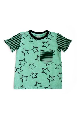 T-shirt Baby Star Listras