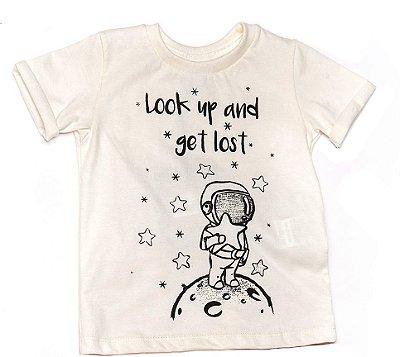 T-shirt Look Up