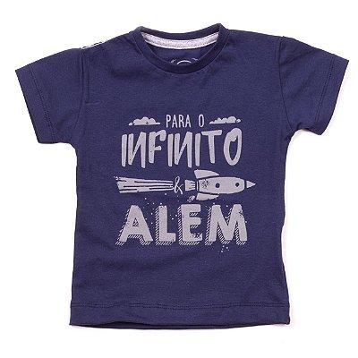 T-shirt Para o Infinito e Além