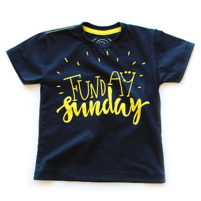 T-shirt FUNday Sunday