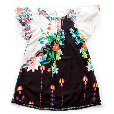 Vestido Chuvisco de Amor