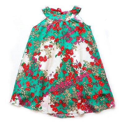 Vestido Flores do Campo