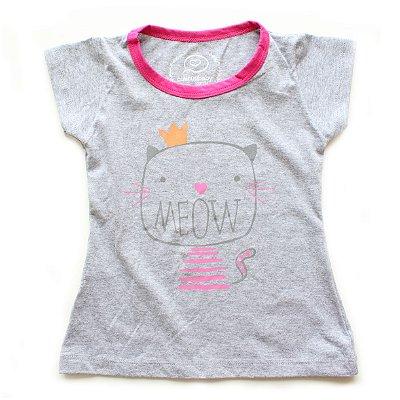 T-shirt Batinha MeoooW