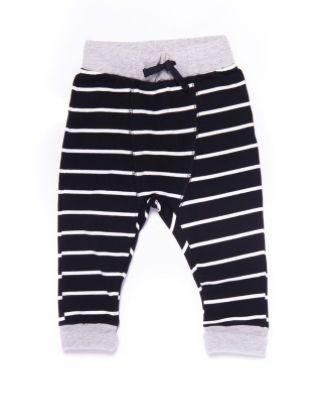 Calça Saruel White Stripes