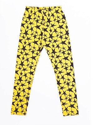 Legging Yellow Stars