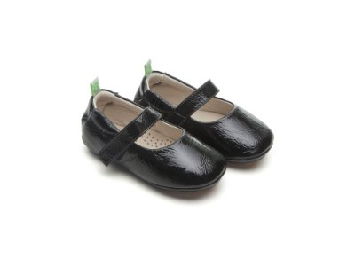 Sapatilha Dolly Patent Black