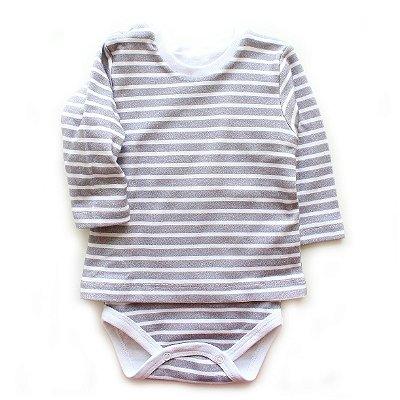 Body Camiseta Listradinho