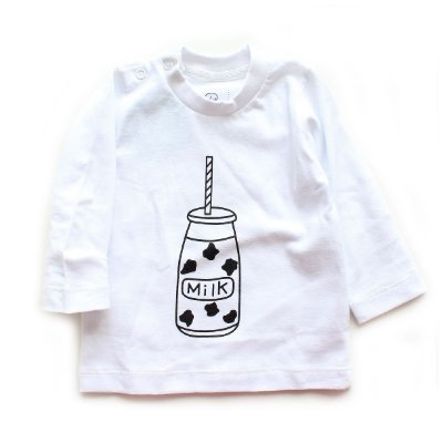 T-shirt Baby Milk