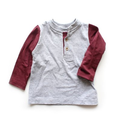 Camiseta Polo Burgundy