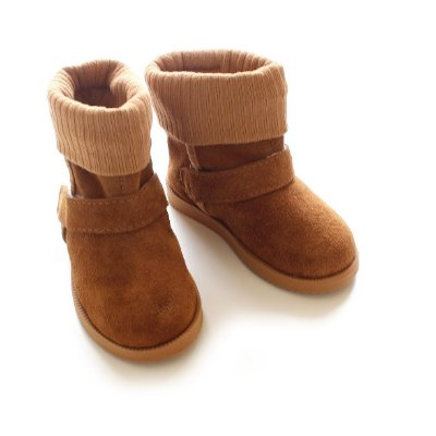 Bota Moon Boot Caramelo