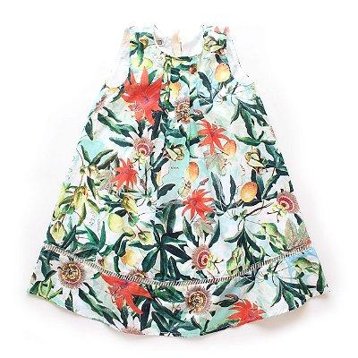 Vestido Flor de Maracujá