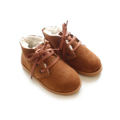Bota Kids Walker Boot Caramelo